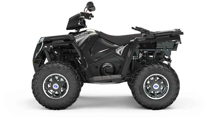 SPORTSMAN 570 EPS BLACK EDITION - TRACTION INTÉGRALE (AWD)
